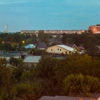Глядя с моста... :: Дмитрий Костоусов