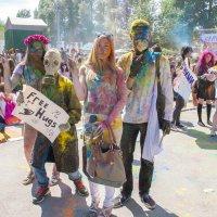Фестиваль красок :: Андрей Мартынюк