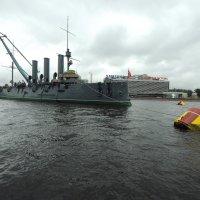 """Крейсер 1 ранга """"АВРОРА"""" ВМФ РОССИИ :: tipchik"""