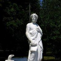 Памятник Данте Алигьери на Владимирской горке в Киеве :: Владимир Бровко