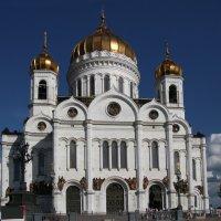 Кафедральный соборный храм Христа Спасителя :: lady-viola2014 -