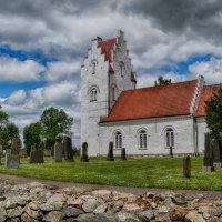 Церковь Яспхултс, Швеция :: Priv Arter