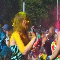 Фестиваль красок :: Savayr
