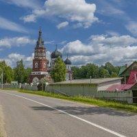Александро-Невский женский монастырь в Маклаково. :: Михаил (Skipper A.M.)
