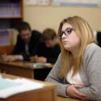 Фото отражения школы в кривом зеркале /серия/1/5 :: Николай Сапегин