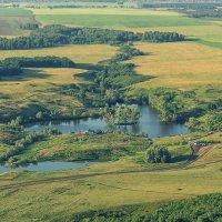 Вид с горы Торатау :: Евгений Дольников