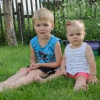 Хорошо в деревне летом. :: Andrey65