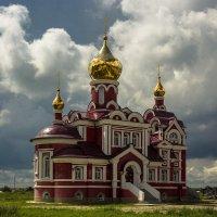 Храм в честь Рождества Иоанна Предтечи :: Alex Dushutin