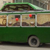 Автобус-кафе :: Дима Пискунов