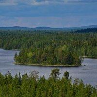Вид на острова Карелии :: Валентина Папилова