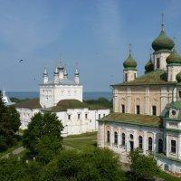 Успенский Горицкий монастырь (Переславль-Залесский) :: Galina Leskova