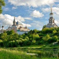Борисоглебский монастырь :: Леонид Иванчук
