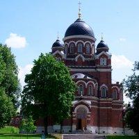 Спасо-Бородинский монастырь. Бородино. :: Екатерррина Полунина