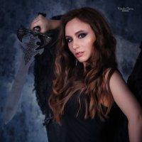 Воинствующий ангел :: Наталья Ремез