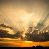 У неба тоже есть сердце... :: Сергей Токмаков