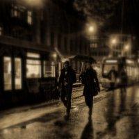 мы попали с тобой под дождь :: igor