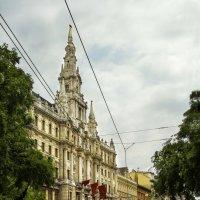 Бадапештский трамвай... :: Cергей Павлович