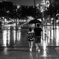 В дождь :: Ilona An