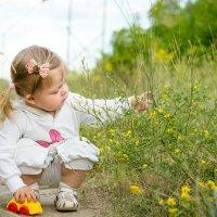 детки-цветы жизни.... :: Svetlana SSD Zhelezkina