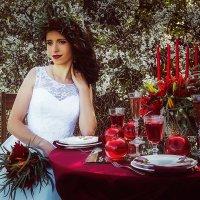Цвет Марсала :: Евгения Вереина