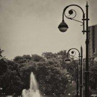 А дождь идет... :: Dmitriy Andreev