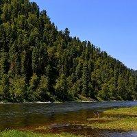 алтайская природа -горы, реки, озера :: Tatiana Lesnykh Лесных