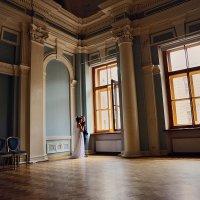 Фотосессия во дворце :: Oksanka Kraft