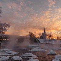 Окончание светопретставления в Сестрорецке :: Владимир Колесников