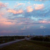 Рассвет над городом :: f_lorik