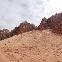 Пустыня Вади-Рам :: Николай Нетребенко
