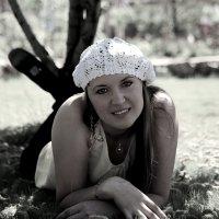 В теньке на травке :: Екатерина Ковель