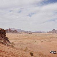 Пустыня Вади-Рам :: Николай