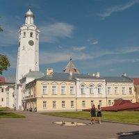 Падающая башня :: Игорь Николаич