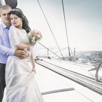 Свадьба Александра и Аллы :: Андрей Молчанов