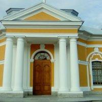 Ботный дом в Петропавловской крепости. (Санкт-Петербург) :: Светлана Калмыкова
