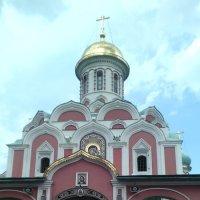 Церковь Казанской божьей матери на Красной площади :: марина ковшова