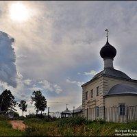 СНОВИЦКИЙ  ПЕЙЗАЖ(1) :: Валерий Викторович РОГАНОВ-АРЫССКИЙ