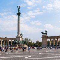 Площадь Героев в Будапеште :: Вадим *