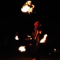 Fire man :: Alexandr Mozharenko