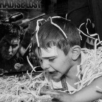 """""""Страшная бумажная волокита"""" :: Анна Санжарова"""