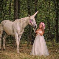Принцесса и Единорог :: Violafoto5