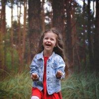 Детский смех :: Xeniya Likich