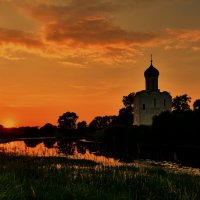 Покров на Нерли. :: АЛЕКСАНДР СУВОРОВ