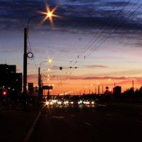 В Питере жить - 2. Такое красивое небо! :: Сергей Тупало