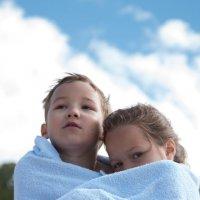 Брат и сестра :: Андрей Акимов