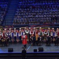 Всемирные хоровые игры в Сочи 2016 :: Tata Wolf