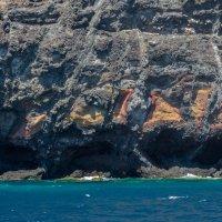 Скалы у Лос Гигантес, Тенерифа :: Witalij Loewin