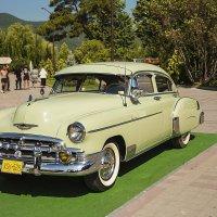 Chevrolet styleline Deluxe 1950г.в. :: Владимир Д