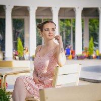 Летнее кафе :: Анна Брацукова