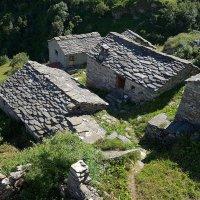 Домики в Альпах :: сергей адольфович